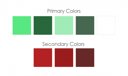 Image of Selected Color Scheme for LiquidLab